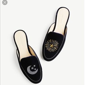 Ann Taylor Moon and Star Loafer